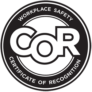 JESCO electric - COR Workplace safety logo